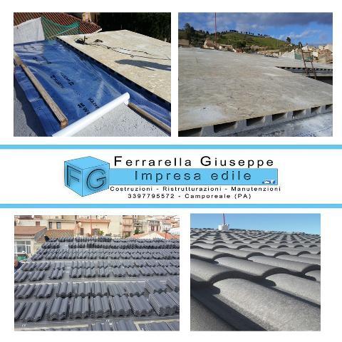 Edifici /  Civile Abitazione / Camporeale 2018 / Impresa Edile Ferrarella Giuseppe