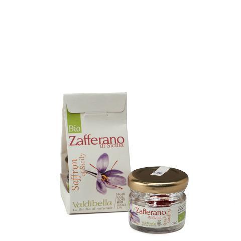 Zafferano di Sicilia/  Valdibella