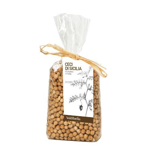 Ceci di Sicilia/ 500 gr./  Valdibella