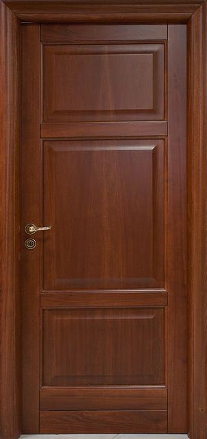 Porta in massello/ Art. 18/ Cascio Antonio