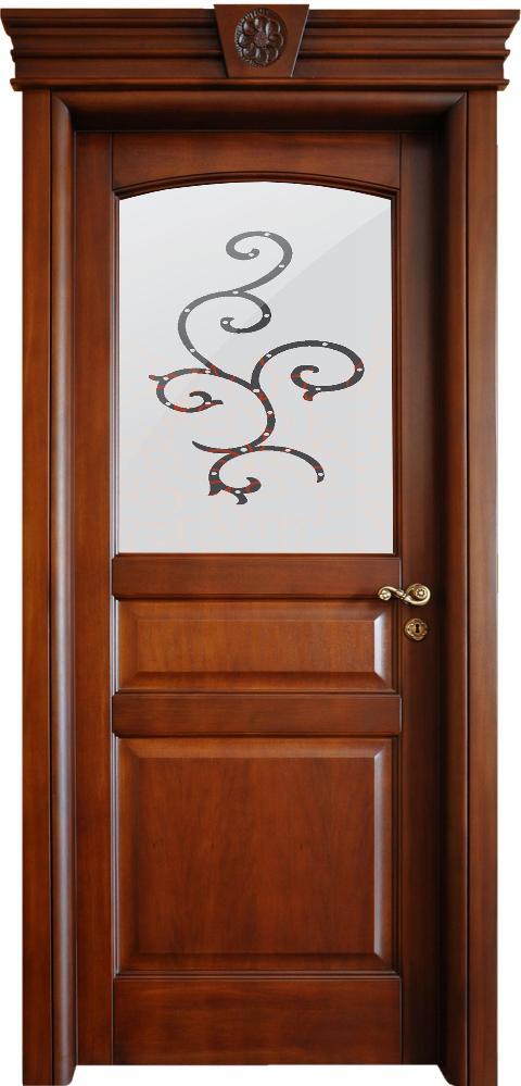 Porta in massello/ Art.127C/ Infissi Vaccaro