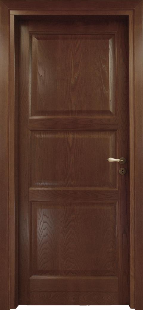 Porta in massello/ Art.127N/ Infissi Vaccaro