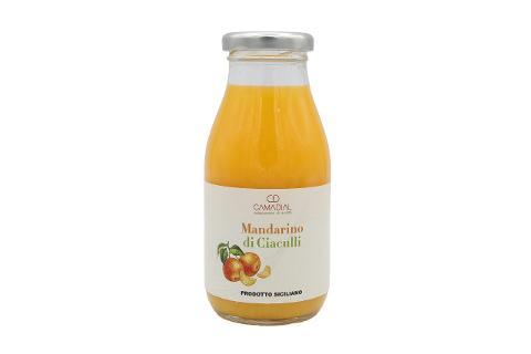 Nettare di mandarino tardivo di ciaculli/ Conf. da ml 250 / Camadial Sicilia