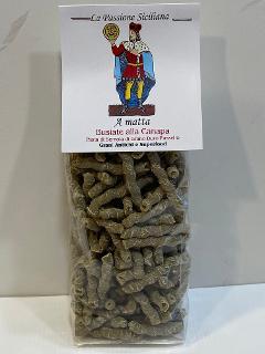 Busiate L'erba del Prof Busiate di grano antico Russello (Bio) e Canapa S. L.