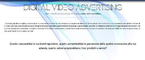 Digital Video Advertising