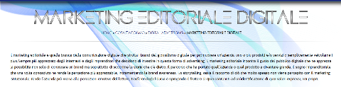 Marketing Editoriale Digitale