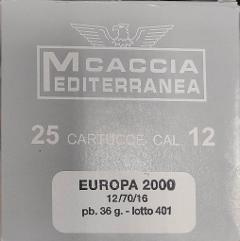 Europa 2000 Mediterranea Caccia Contenitore