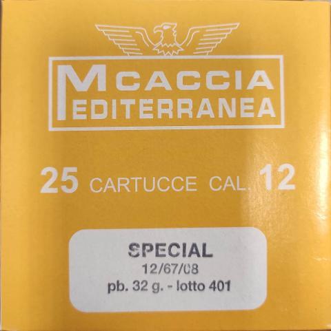 Special Mediterranea Caccia Contenitore