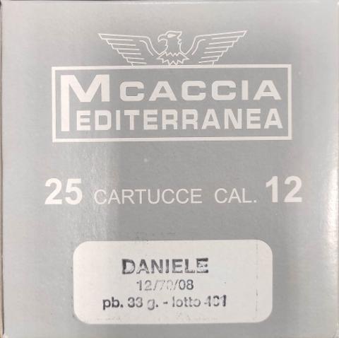 Daniele Mediterranea Caccia Bior