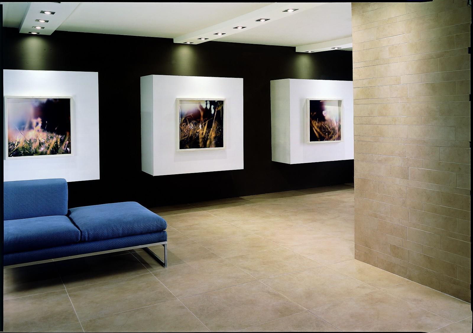 Gres porcellanato effetto cemento resina spatolata opaco - Prezzo posa piastrelle 60x60 ...