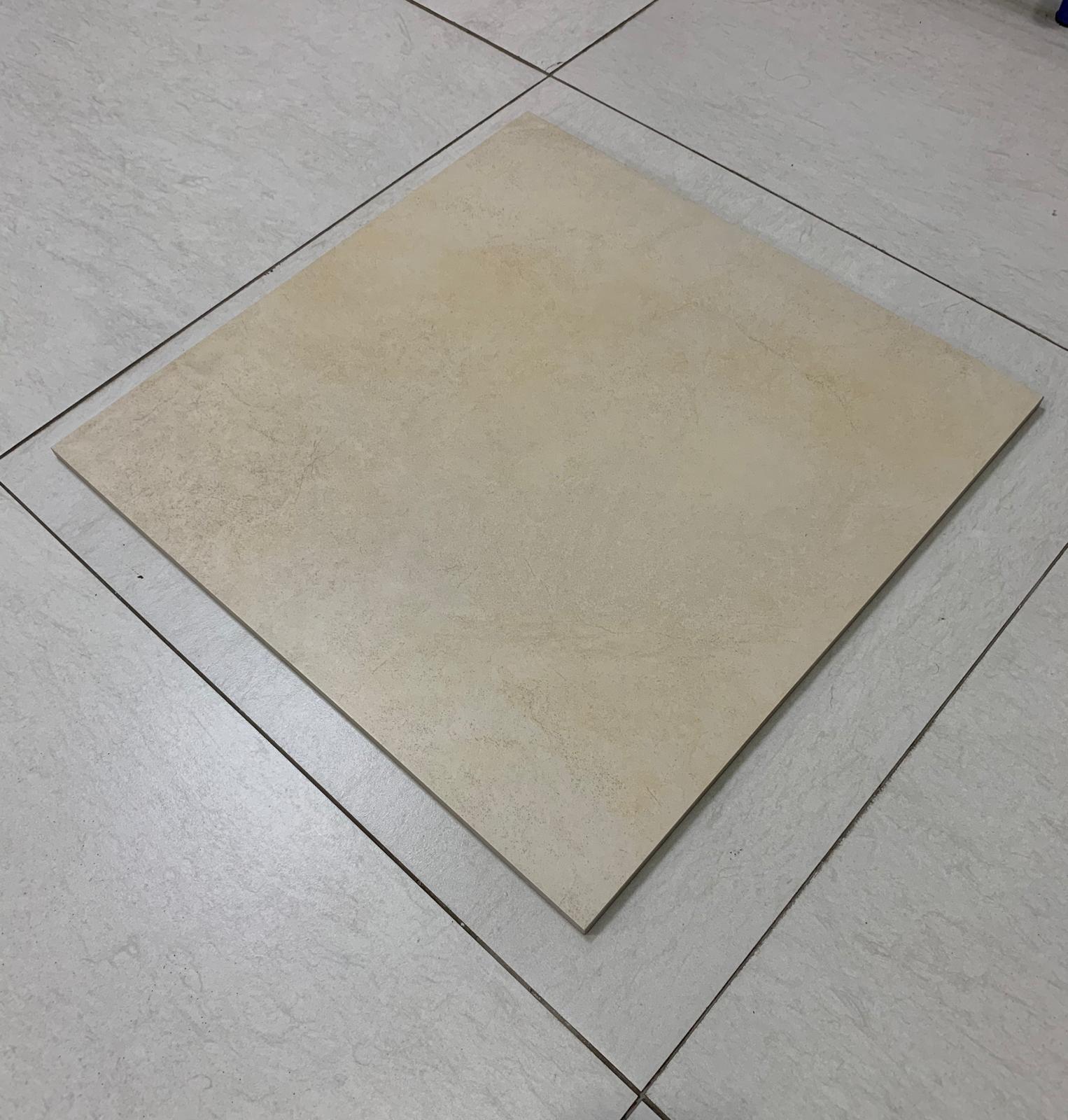 Piastrella Pavimento Gres Porcellanato Effetto Cemento 50x50 ...