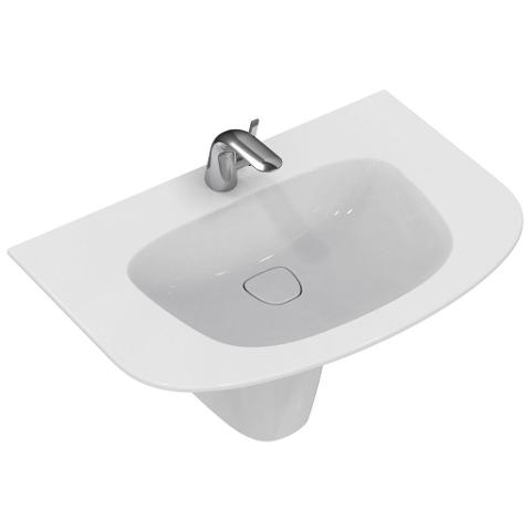 DEA LAVABO TOP (FREESTANDING) CON SEMICOLONNA  IDEAL STANDARD Dea