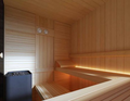Sauna Loyly Glass