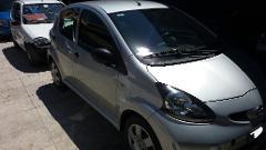 Toyota Aygo EURO 4 (VENDUTA GIORNO 12/09) Benzina