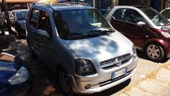 Opel Agila Euro 4 (VENDUTA GIORNO 07/08) Benzina