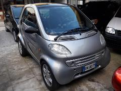 Smart Coupé PASSION (VENDUTA) Benzina