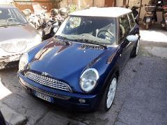 Mini Cooper R50 Benzina