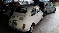 Fiat 500 L Benzina