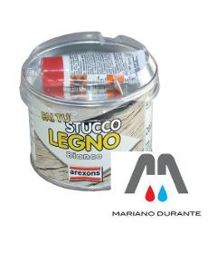 STUCCO LEGNO BIANCO 200GR AREXONS KIT FAI TU CODICE 3002