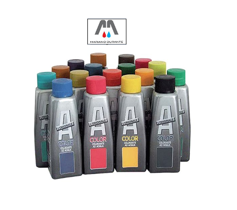 ACOLOR COLORANTE CONCENTRATO X IDROPITTURA LAVABILE  ACOLOR 10 ML A COLOR COLORANTE ALLACQUA