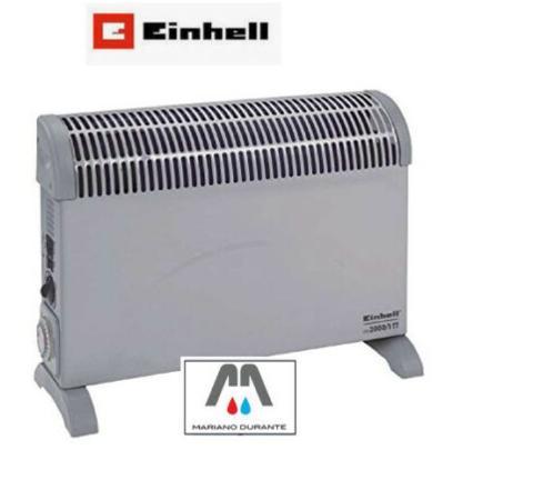 EINHELL TERMOCONVETTORE FORZATO CH 2000 TT COD. 2338655 EINHELL 2338655
