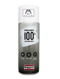 PRIMER 100% Smalto spray Fondo ANTIRUGGINE GRIGIO ml 400 ACRILICO AREXONS 3653