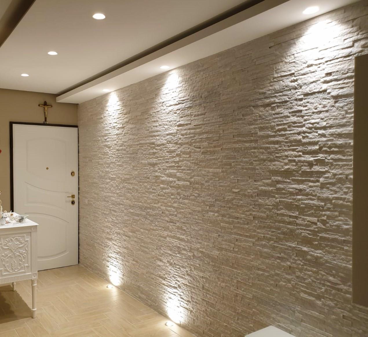 Pietre Bianca Per Interni rivestimenti per interni - tutte le categorie - altavilla