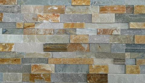 Pannelli in pietra Brick 052 cisam b52