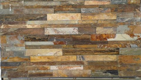 Pannelli in pietra Brick 059 cisam b59