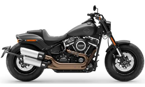 per SOFTAIL FAT BOB® 2018-UP compatibile per gamma Harley-Davidson® Softail® Milwaukee Eight®