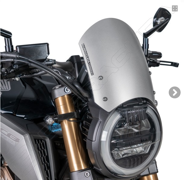 KIT TAMPONI PARATELAIO BARRACUDA MOTO SPECIFICO PER HONDA CB 650 R 2019