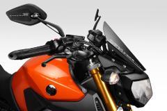 CUPOLINO IN ALLUMINIO PER MOTO  DE PRETTO MOTO Yamaha MT09-FZ09 2014-2016