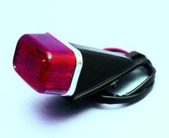 Stop  Faro posteriore universale per moto  modello vintage  SHINYO GS-MINI