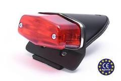 Stop  Faro posteriore universale per moto  modello vintage  SHINYO MINI LUCAS