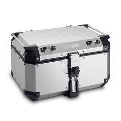 Bauletto valige  per moto in alluminio  GIVI TREKKER OUTBACK 58LT