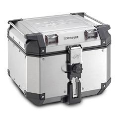 Bauletto valige  per moto in alluminio  KAPPA KVE42