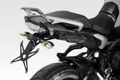 Kit Targa  Portatarga  Regolabile Per Moto Yamaha  DE PRETTO MOTO MT09 TRACER 2018/2020