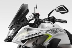 Cupolino Honda CB500X 2019/2020 DE PRETTO MOTO CUPOLINO EXENTIAL