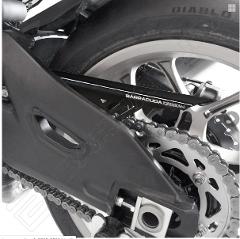Copri CatenaYamaha R1 2015 - 2019 Barracuda Alluminio Anodizzato Nero
