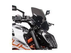 Cupolino parabrezza    BARRACUDA  CUPOLINO AEROSPORT KTM 125 Duke (2017 - 2019)KTM 390 Duke (2017 - 2018)