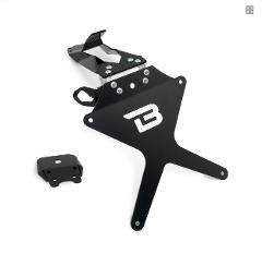 Portatarga Ducati Panigale V4 2020 Barracuda Specifico Per Frecce Originali