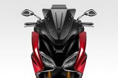 "Cupolino Honda forza 750 2021 De Pretto moto  CUPOLINO ""OWL'S HEAD"" 4 POSITION DEFLECTOR"