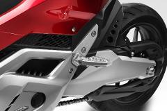 Pedane passeggero Honda Forza 750 2021 De Pretto moto  KIT PEDANE POGGIAPIEDI