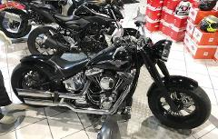 Moto Custom Harley DavidSon Fat Boy FLSTF