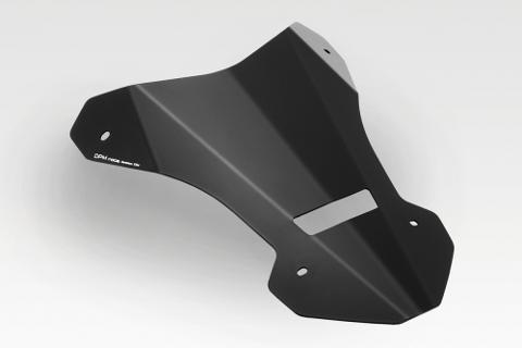 Cupolino Parabrezza In Alluminio  Honda CRF 1000 Africa Tuwin  DE PRETTO MOTO EXENTIAL