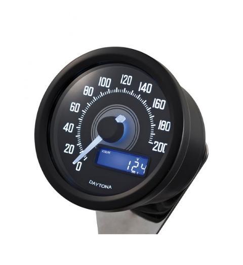 Contachilometri per Moto  universale diametro 60  VELONA  VELONA CONTACHILOMETRI