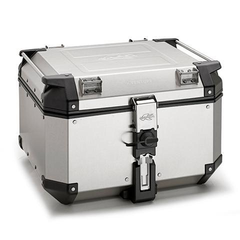 Bauletto valige  per moto in alluminio  KAPPA KFR480A KFR480B K'FORCE