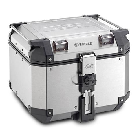 Bauletto valige  per moto in alluminio  KAPPA KFR420A KFR420B K'FORCE