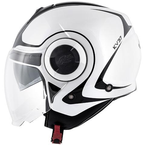 Casco get per moto con visiera interna per il sole   KAPPA OREGON TWIST