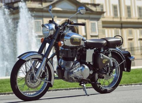 ROYAL ENFIELD  CLASSIC 500 ROYAL ENFIELD  CLASSIC 500 CHROME